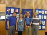 Our visitors from the Chinese Senior Citizens with Faye Kirkwood