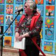 Murrumbeena Art Project opening by Rev. Christine