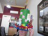Star hat at our meeting