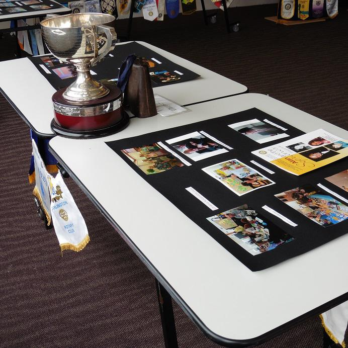 Attendance Cup and some of our History